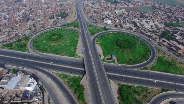 LAHORE RING ROAD SAGGIAN INTERCHANGE (PACKAGE-4)