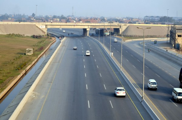 LAHORE RING ROAD PROJECT (PACKAGE 13) ROAD PORTION FROM MEHMOOD BOOTI TO LAKU DAIR