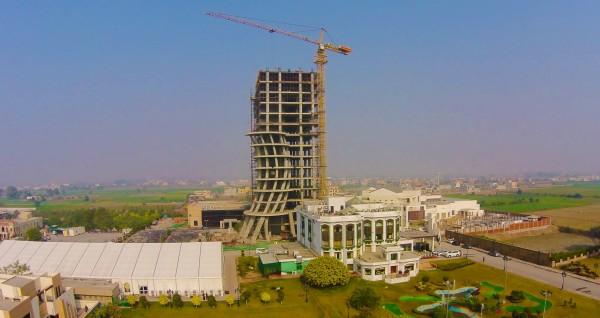 17 STOREY BAHRIA GRAND HOTEL LAHORE