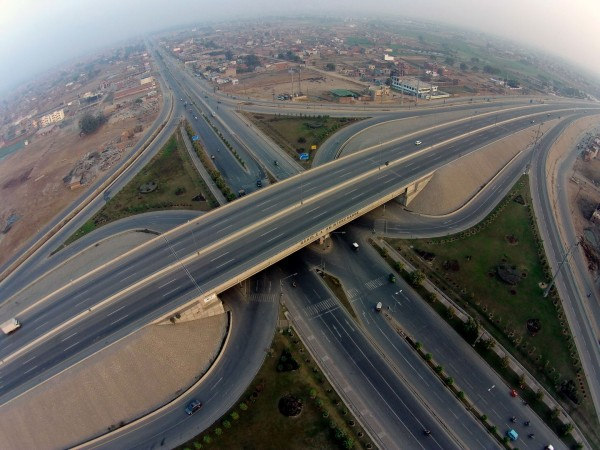 LAHORE RING ROAD QUAID-E-AZAM INTERCHANGE (PACKAGE-10)