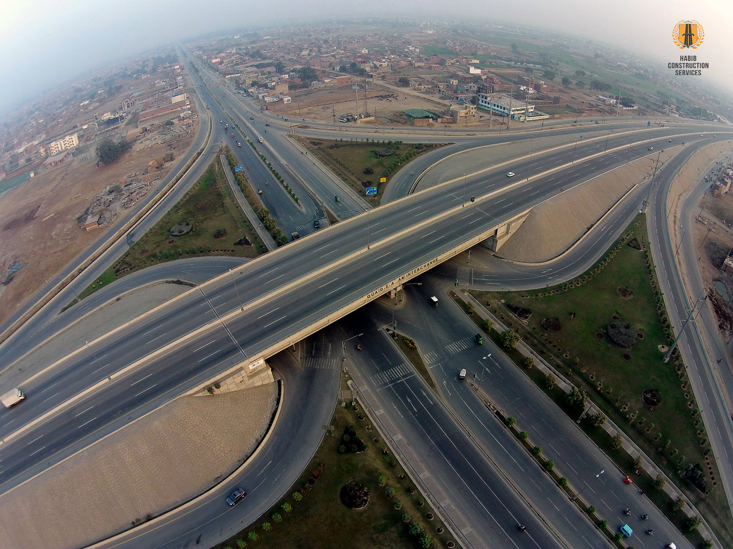 Lahore Ring Road Quaid E Azam Interchange Package 10