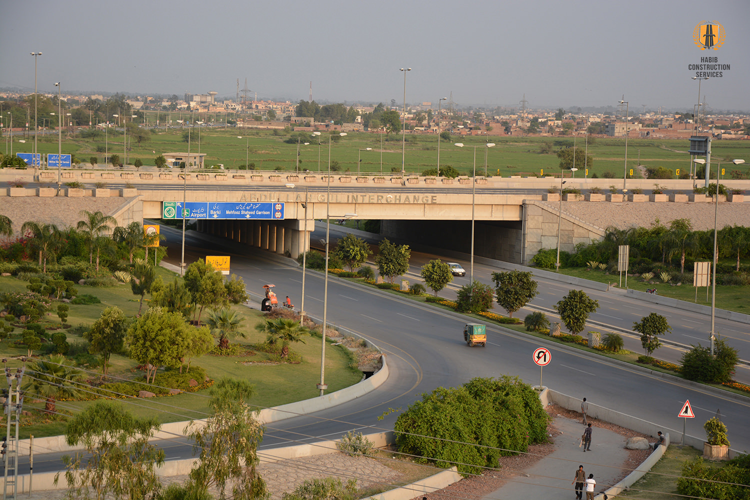 LAHORE RING ROAD ABDULLAH GUL INTERCHANGE