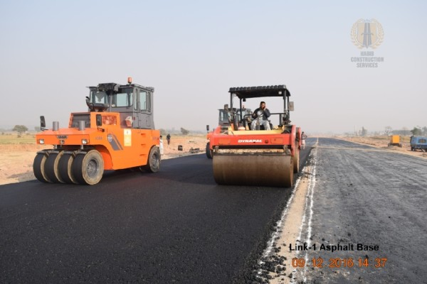 Construction of Road From Thalian on M-2 to New Islamabad International Airport Including Periphery Roads