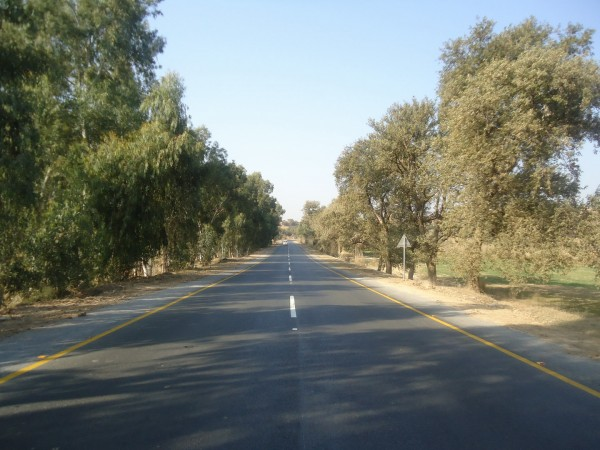 SOHAWA, CHAKWAL, TALAGANG, MIANWALI ROAD SECTION BALKASSAR TO TERHADA