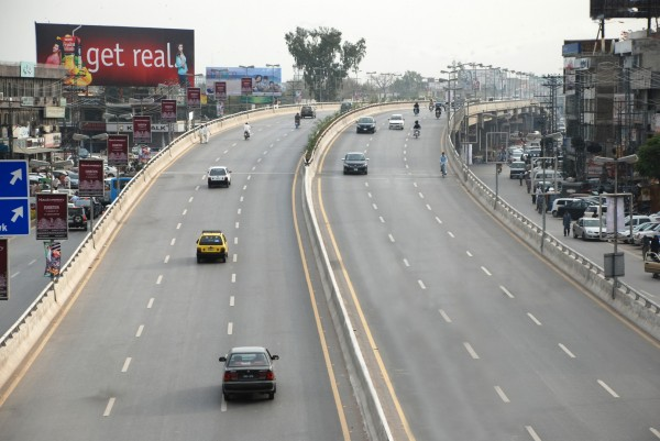 FLYOVER AT CHANDNI CHOWK RAWALPINDI
