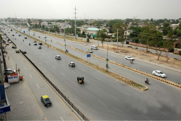 WIDENING & IMPROVEMENT OF CHURR CHOWK RAWALPINDI