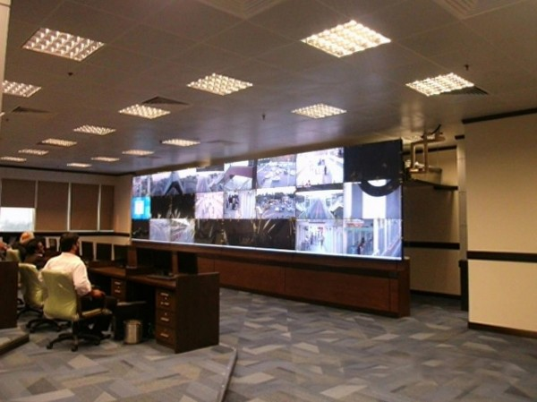 METRO BUS COMMAND AND CONTROL CENTER ARFA KARIM TOWER LAHORE
