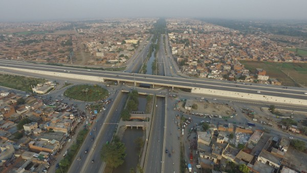 LAHORE RING ROAD HARBANSPURA INTERCHANGE (PACKAGE-9)