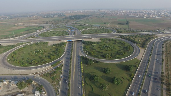 LAHORE RING ROAD ABDULLAH GUL INTERCHANGE (PACKAGE-7)