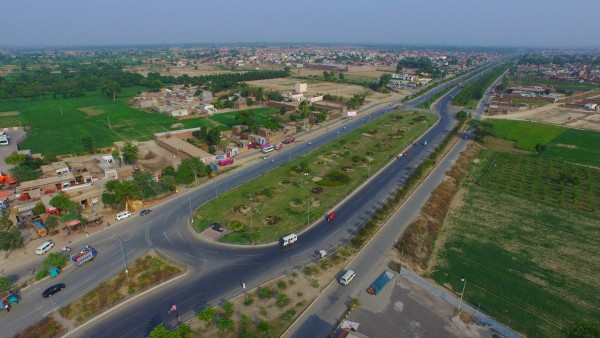 DUALIZATION OF LAHORE- KASUR ROAD