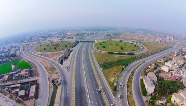 LAHORE RING ROAD INTERCHANGE AT GHAZI ROAD (PACKAGE-11 & 11-A)